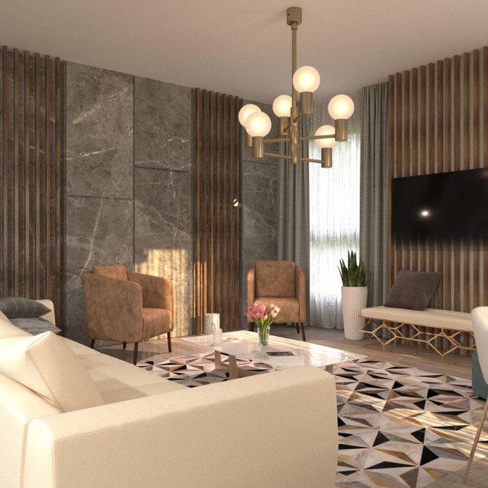 Asatiani Street – Interior Design
