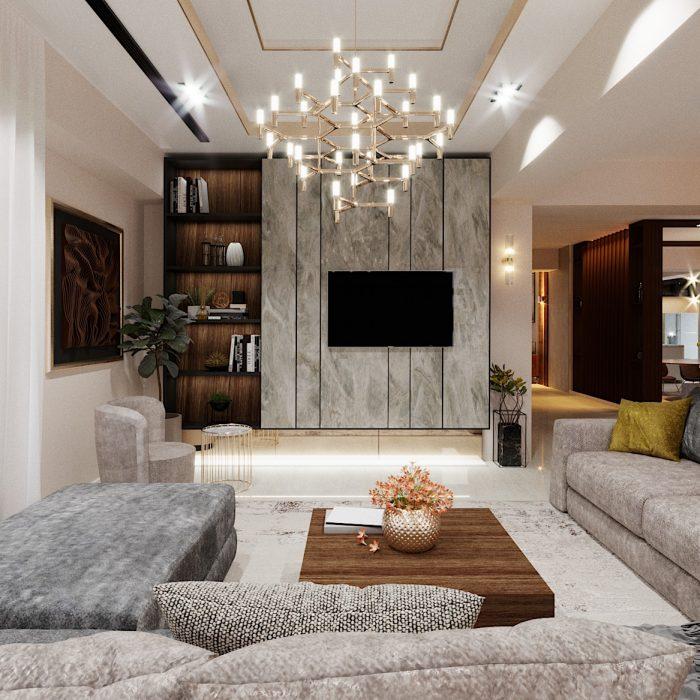 კერძო სახლის დიზაინი