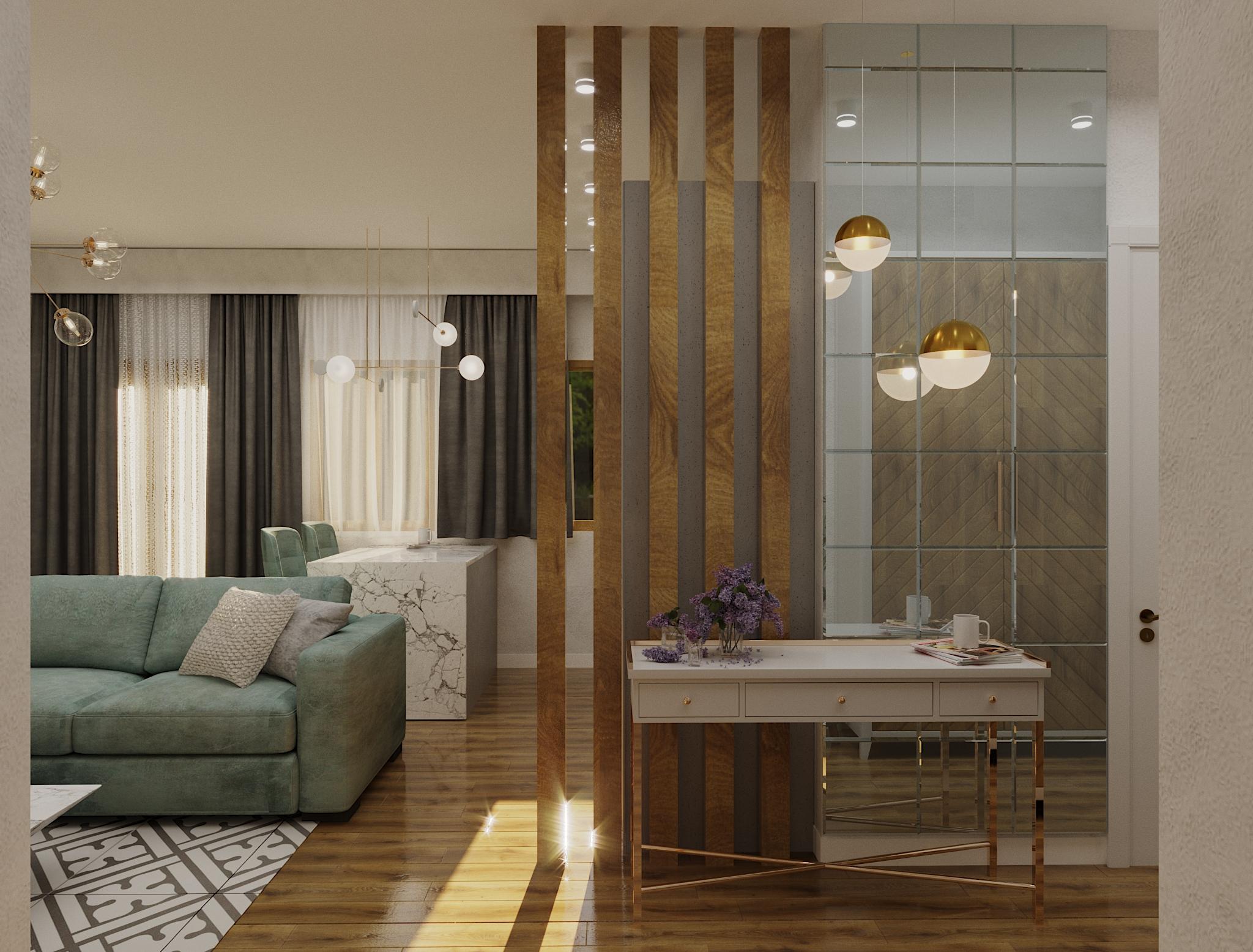 Rome – Interior Design