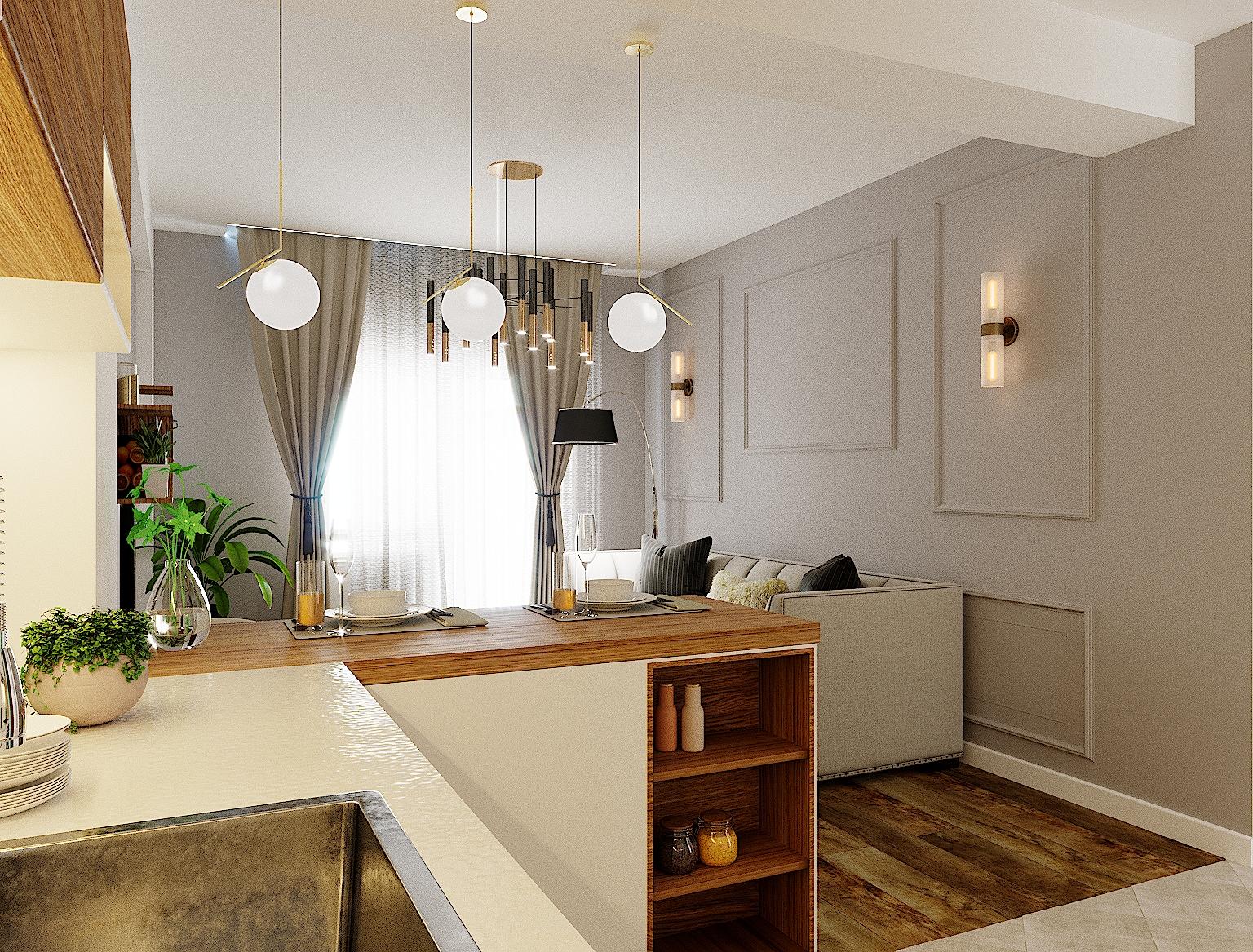 Isani – Interior Design