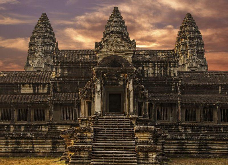 სამხრეთ – აღმოსავლეთ აზიის უძველესი არქიტექტურული შედევრები