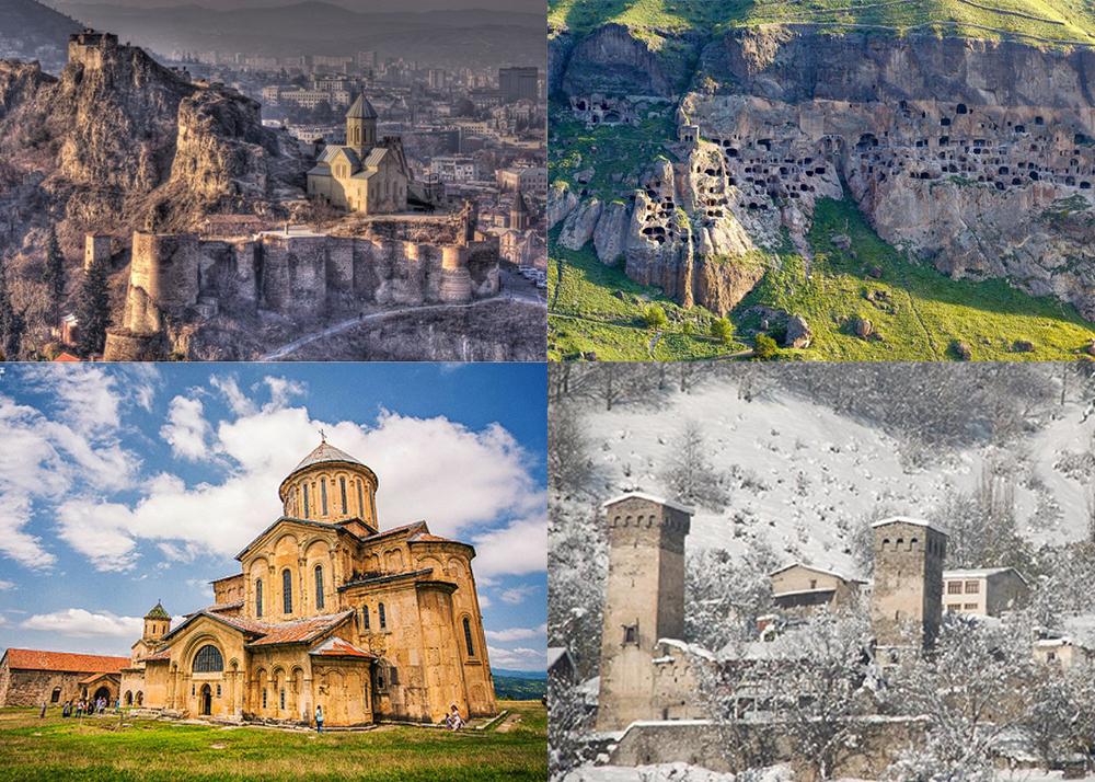 ქართული ისტორიული არქიტექტურის 4 ძეგლი, რომლის ისტორიაც ყველამ უნდა იცოდეს
