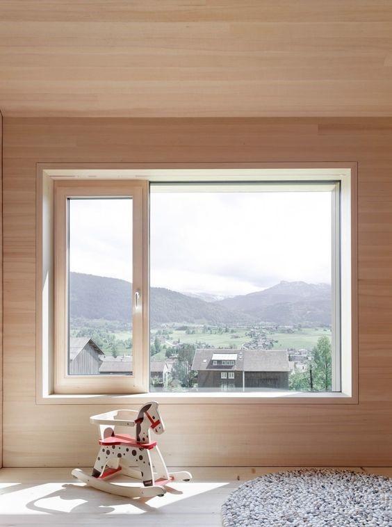 რა უნდა გავითვალისწინოთ ფანჯრების განლაგებისას