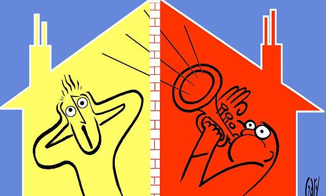 შოუ-ტექნიკის ცენტრი – ხმის იზოლაცია