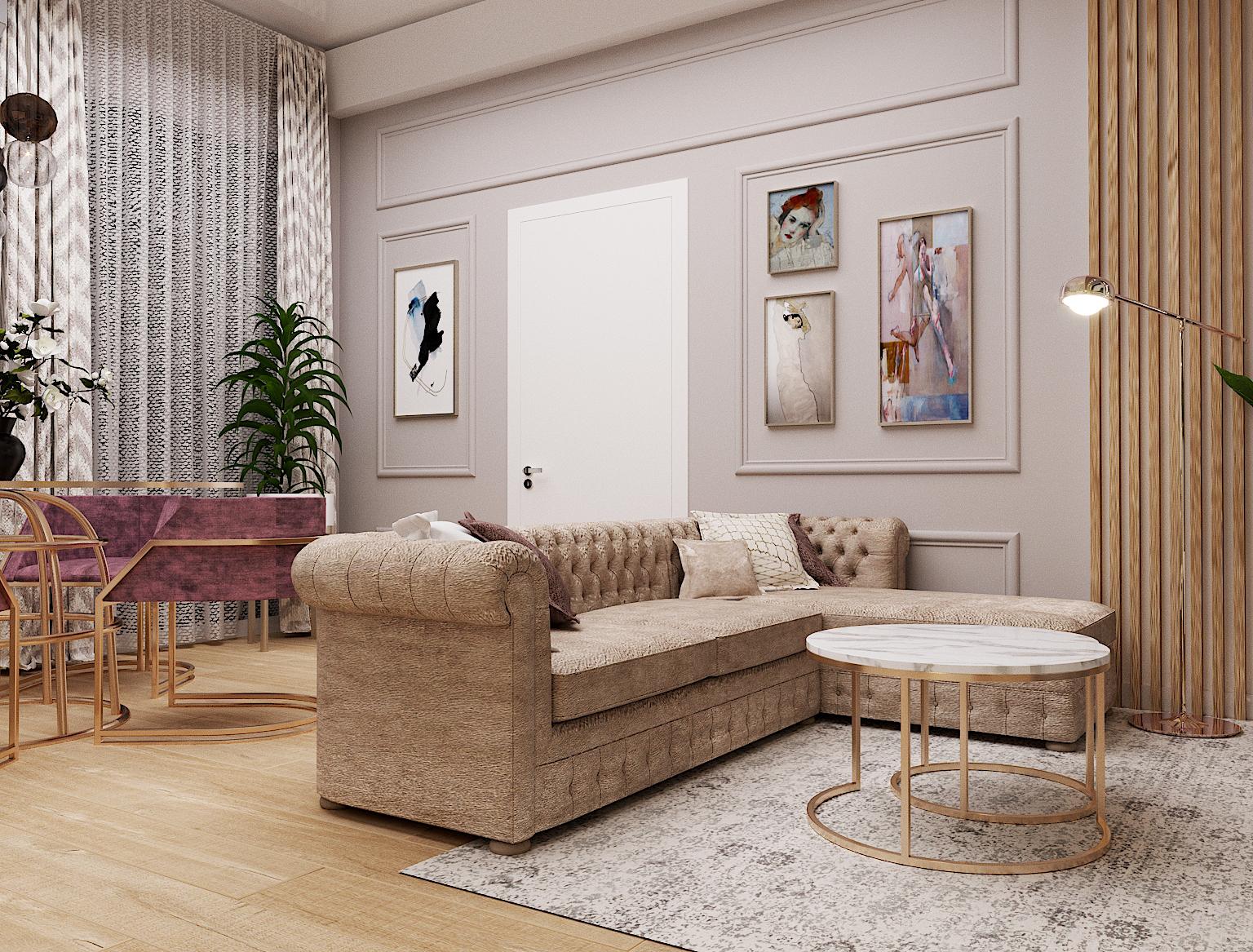 Mtskheta Street – Interior Design