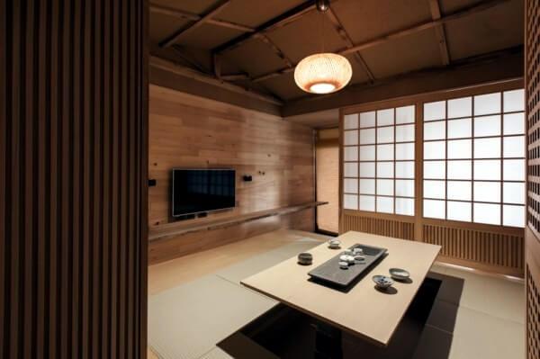 იაპონური ინტერიერის დიზაინი – გენიალურობა სიმარტივეშია