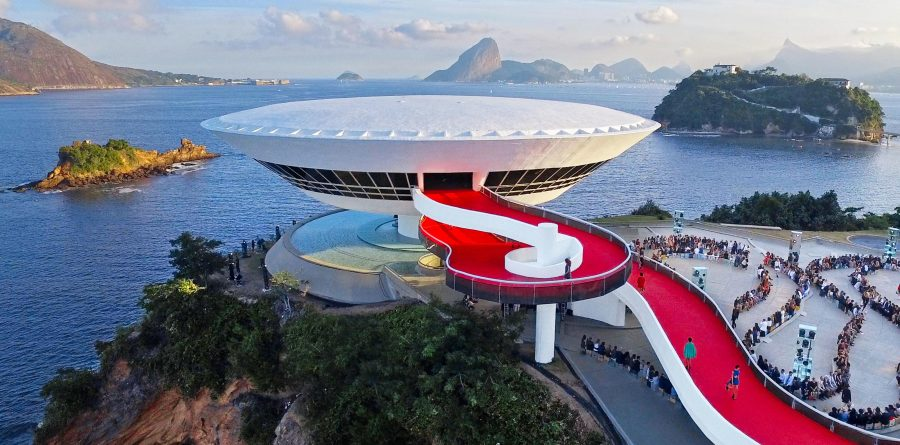 ოსკარ ნიმეირი- განსხვავებული და საინტერესო არქიტექტურა ბრაზილიიდან