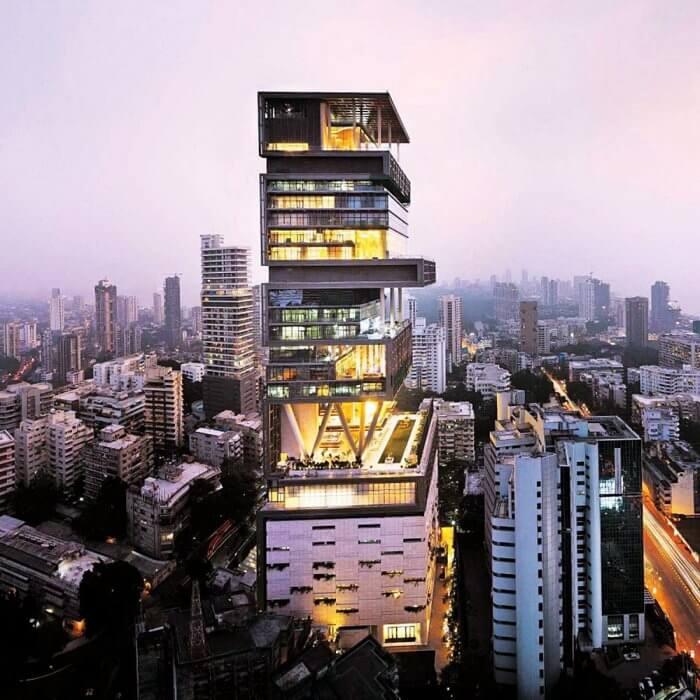 5 ყველაზე ძვირადღირებული სახლი მსოფლიოში