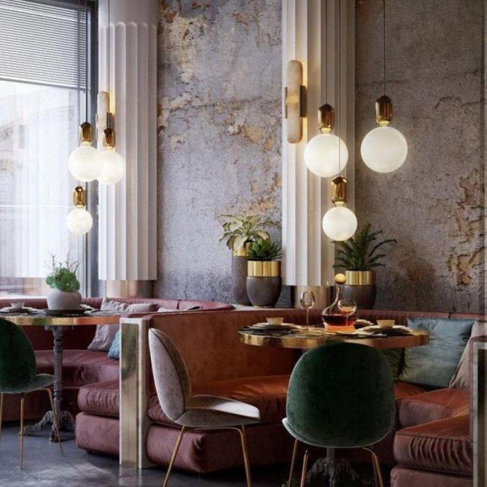 როგორ მოვაწყოთ რესტორნი – რჩევები ინტერიერის დიზაინერებისგან