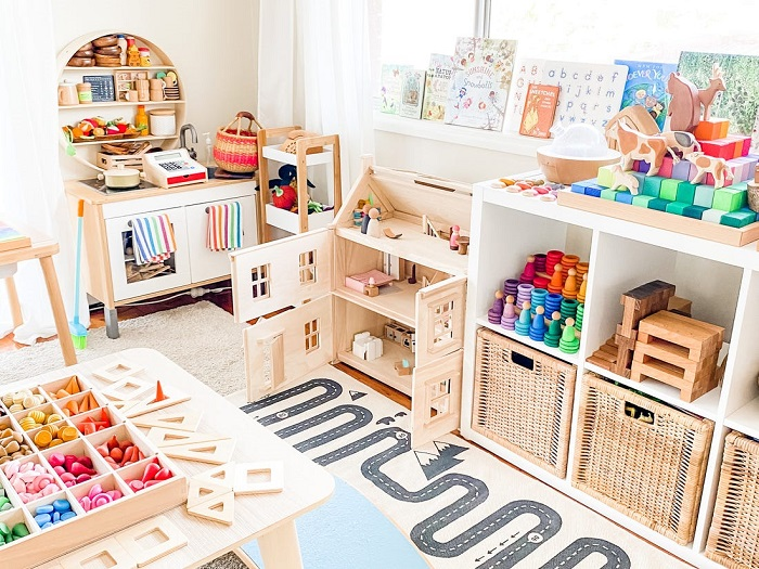 აუცილებელი რჩევები, როგორ მოაწყოთ სათამაშო ოთახი ბავშვებისთვის