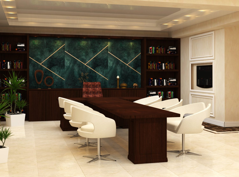 ოფისის დიზაინი