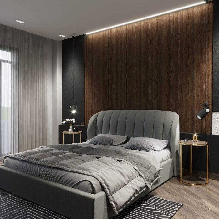როგორ შევქმნათ საძინებელში კომფორტული გარემო