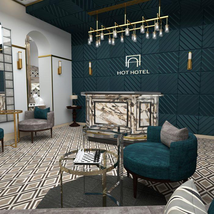 Hotel – Interior Design