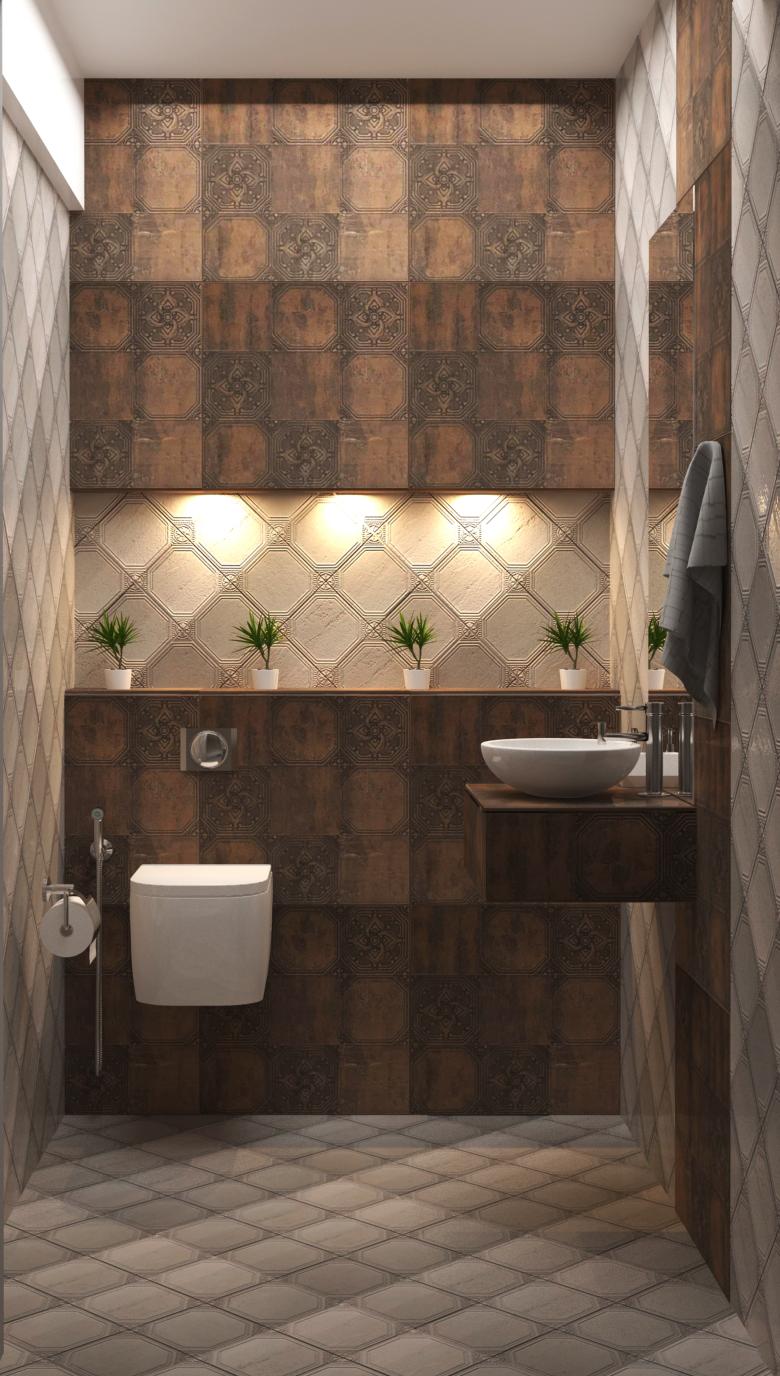ტუალეტის დიზაინი